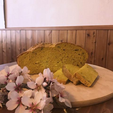 pane fatto in casa - Agriturismo La Sequoia