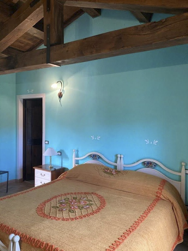 Camere Agriturismo La Sequoia - dormire a Sant'Agata Feltria